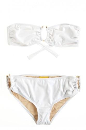 white bikini calypso