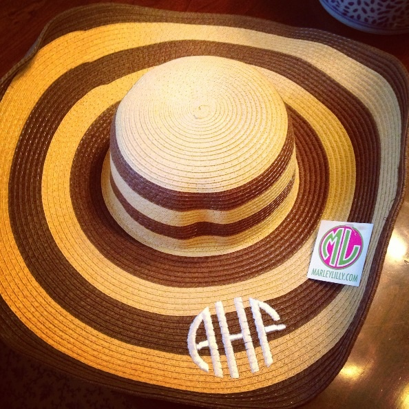 marley lilly sunhat