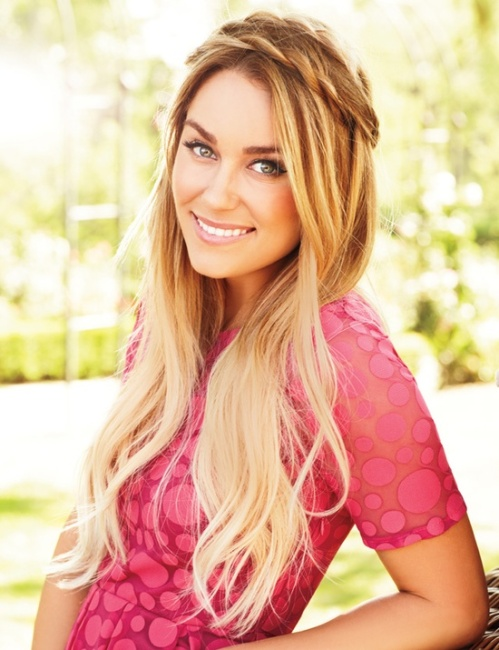 lauren conrad braided headband