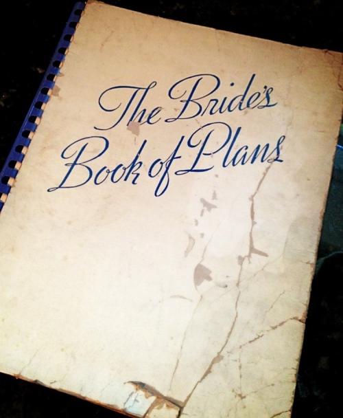 brides book of plans