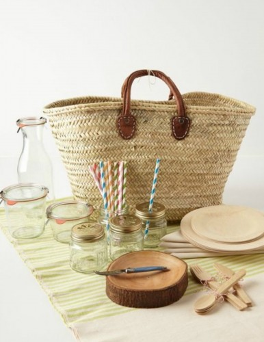 anthro picnic basket